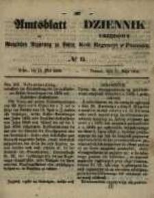 Amtsblatt der Königlichen Regierung zu Posen. 1858.05.11 Nro.19