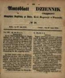 Amtsblatt der Königlichen Regierung zu Posen. 1858.07.27 Nro.30