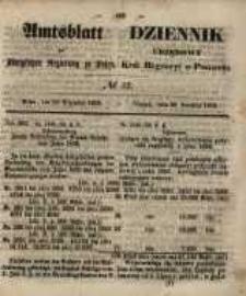 Amtsblatt der Königlichen Regierung zu Posen. 1858.12.28 Nro.52