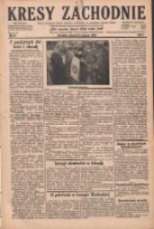 Kresy Zachodnie: pismo poświęcone obronie interesów narodowych na zachodnich ziemiach Polski 1929.01.08 R.7 Nr5