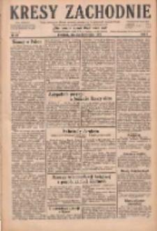 Kresy Zachodnie: pismo poświęcone obronie interesów narodowych na zachodnich ziemiach Polski 1929.01.27 R.7 Nr22