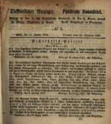 Oeffentlicher Anzeiger. 1859.01.11 Nro.2