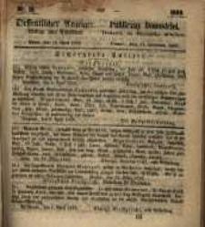 Oeffentlicher Anzeiger. 1859.04.12 Nro.15