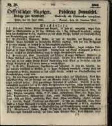 Oeffentlicher Anzeiger. 1860.06.26 Nro.26