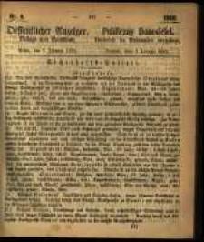 Oeffentlicher Anzeiger. 1860.02.07 Nro.6