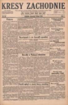 Kresy Zachodnie: pismo poświęcone obronie interesów narodowych na zachodnich ziemiach Polski 1929.02.06 R.7 Nr29