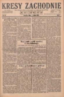 Kresy Zachodnie: pismo poświęcone obronie interesów narodowych na zachodnich ziemiach Polski 1929.02.13 R.7 Nr35