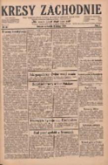 Kresy Zachodnie: pismo poświęcone obronie interesów narodowych na zachodnich ziemiach Polski 1929.02.21 R.7 Nr42