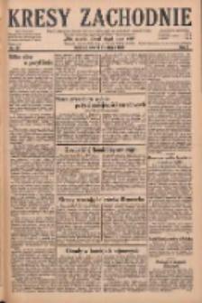 Kresy Zachodnie: pismo poświęcone obronie interesów narodowych na zachodnich ziemiach Polski 1929.02.26 R.7 Nr46