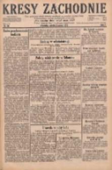 Kresy Zachodnie: pismo poświęcone obronie interesów narodowych na zachodnich ziemiach Polski 1929.03.02 R.7 Nr50