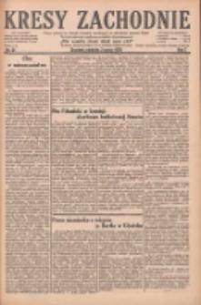 Kresy Zachodnie: pismo poświęcone obronie interesów narodowych na zachodnich ziemiach Polski 1929.03.03 R.7 Nr51