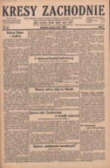 Kresy Zachodnie: pismo poświęcone obronie interesów narodowych na zachodnich ziemiach Polski 1929.03.06 R.7 Nr53