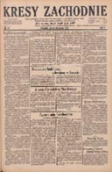 Kresy Zachodnie: pismo poświęcone obronie interesów narodowych na zachodnich ziemiach Polski 1929.03.15 R.7 Nr61