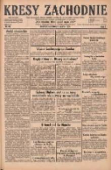 Kresy Zachodnie: pismo poświęcone obronie interesów narodowych na zachodnich ziemiach Polski 1929.03.21 R.7 Nr66