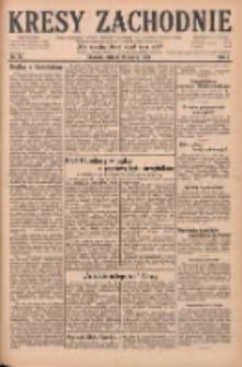 Kresy Zachodnie: pismo poświęcone obronie interesów narodowych na zachodnich ziemiach Polski 1929.03.26 R.7 Nr70