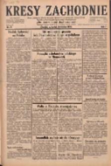 Kresy Zachodnie: pismo poświęcone obronie interesów narodowych na zachodnich ziemiach Polski 1929.04.04 R.7 Nr77