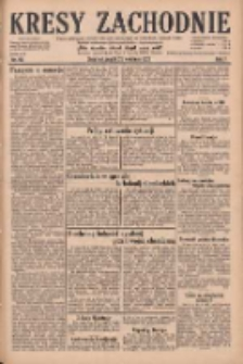 Kresy Zachodnie: pismo poświęcone obronie interesów narodowych na zachodnich ziemiach Polski 1929.04.26 R.7 Nr96