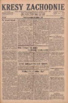 Kresy Zachodnie: pismo poświęcone obronie interesów narodowych na zachodnich ziemiach Polski 1929.04.28 R.7 Nr98