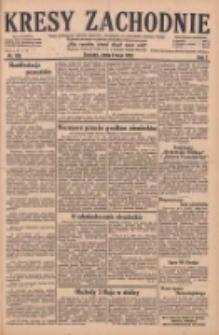 Kresy Zachodnie: pismo poświęcone obronie interesów narodowych na zachodnich ziemiach Polski 1929.05.08 R.7 Nr105