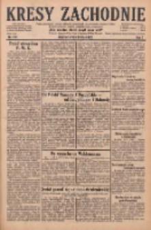 Kresy Zachodnie: pismo poświęcone obronie interesów narodowych na zachodnich ziemiach Polski 1929.05.15 R.7 Nr110