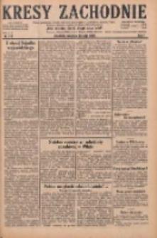 Kresy Zachodnie: pismo poświęcone obronie interesów narodowych na zachodnich ziemiach Polski 1929.05.16 R.7 Nr111