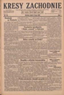 Kresy Zachodnie: pismo poświęcone obronie interesów narodowych na zachodnich ziemiach Polski 1929.05.17 R.7 Nr112