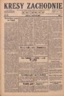Kresy Zachodnie: pismo poświęcone obronie interesów narodowych na zachodnich ziemiach Polski 1929.05.22 R.7 Nr115