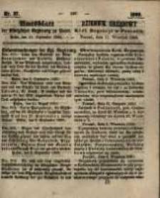 Amtsblatt der Königlichen Regierung zu Posen. 1860.09.11 Nro.37