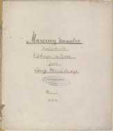 Marcowy kawaler. Krotochwila w jednym akcie przez Józefa Blizińskiego. Poznań 1873