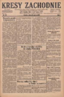 Kresy Zachodnie: pismo poświęcone obronie interesów narodowych na zachodnich ziemiach Polski 1929.06.08 R.7 Nr129