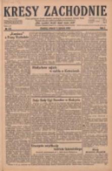 Kresy Zachodnie: pismo poświęcone obronie interesów narodowych na zachodnich ziemiach Polski 1929.06.11 R.7 Nr131