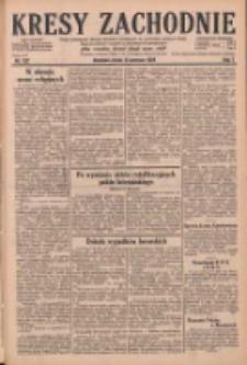 Kresy Zachodnie: pismo poświęcone obronie interesów narodowych na zachodnich ziemiach Polski 1929.06.12 R.7 Nr132