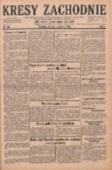 Kresy Zachodnie: pismo poświęcone obronie interesów narodowych na zachodnich ziemiach Polski 1929.06.16 R.7 Nr136
