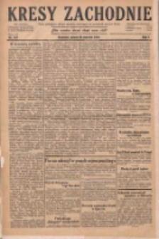 Kresy Zachodnie: pismo poświęcone obronie interesów narodowych na zachodnich ziemiach Polski 1929.06.29 R.7 Nr147