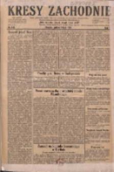 Kresy Zachodnie: pismo poświęcone obronie interesów narodowych na zachodnich ziemiach Polski 1929.07.02 R.7 Nr148