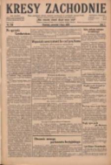 Kresy Zachodnie: pismo poświęcone obronie interesów narodowych na zachodnich ziemiach Polski 1929.07.04 R.7 Nr150