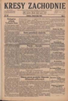 Kresy Zachodnie: pismo poświęcone obronie interesów narodowych na zachodnich ziemiach Polski 1929.07.06 R.7 Nr152