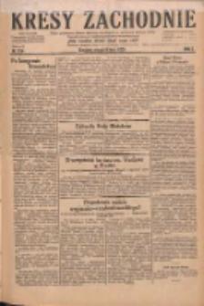 Kresy Zachodnie: pismo poświęcone obronie interesów narodowych na zachodnich ziemiach Polski 1929.07.09 R.7 Nr154