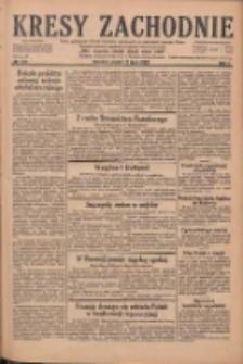 Kresy Zachodnie: pismo poświęcone obronie interesów narodowych na zachodnich ziemiach Polski 1929.07.12 R.7 Nr157