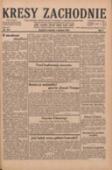 Kresy Zachodnie: pismo poświęcone obronie interesów narodowych na zachodnich ziemiach Polski 1929.08.01 R.7 Nr174