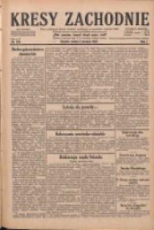 Kresy Zachodnie: pismo poświęcone obronie interesów narodowych na zachodnich ziemiach Polski 1929.08.03 R.7 Nr176