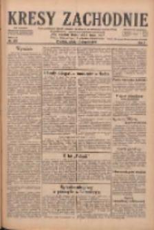 Kresy Zachodnie: pismo poświęcone obronie interesów narodowych na zachodnich ziemiach Polski 1929.08.10 R.7 Nr182