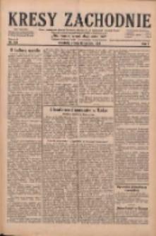 Kresy Zachodnie: pismo poświęcone obronie interesów narodowych na zachodnich ziemiach Polski 1929.08.13 R.7 Nr184