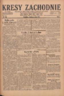 Kresy Zachodnie: pismo poświęcone obronie interesów narodowych na zachodnich ziemiach Polski 1929.08.14 R.7 Nr185