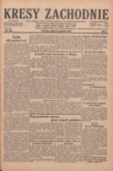 Kresy Zachodnie: pismo poświęcone obronie interesów narodowych na zachodnich ziemiach Polski 1929.08.23 R.7 Nr192