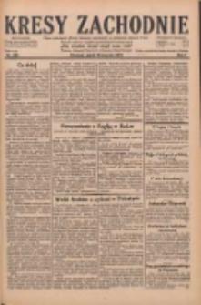 Kresy Zachodnie: pismo poświęcone obronie interesów narodowych na zachodnich ziemiach Polski 1929.08.30 R.7 Nr198