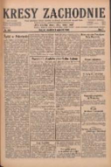 Kresy Zachodnie: pismo poświęcone obronie interesów narodowych na zachodnich ziemiach Polski 1929.09.01 R.7 Nr200