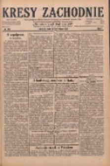 Kresy Zachodnie: pismo poświęcone obronie interesów narodowych na zachodnich ziemiach Polski 1929.09.02 R.7 Nr201