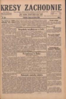 Kresy Zachodnie: pismo poświęcone obronie interesów narodowych na zachodnich ziemiach Polski 1929.09.04 R.7 Nr202