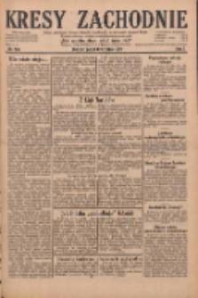 Kresy Zachodnie: pismo poświęcone obronie interesów narodowych na zachodnich ziemiach Polski 1929.09.06 R.7 Nr204